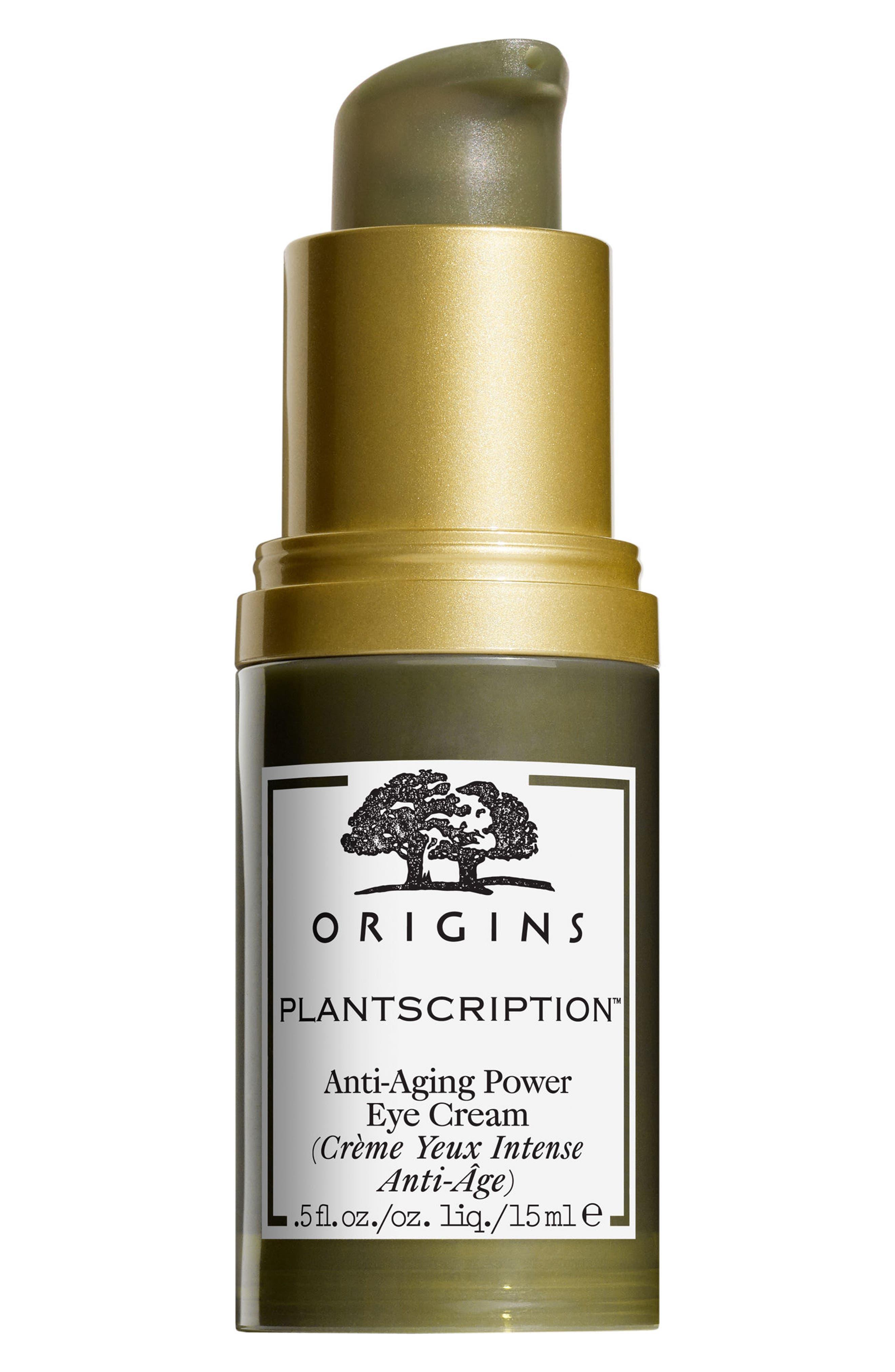 Plantscription<sup>™</sup> Anti-Aging Power Eye Cream,                             Main thumbnail 1, color,                             No Color