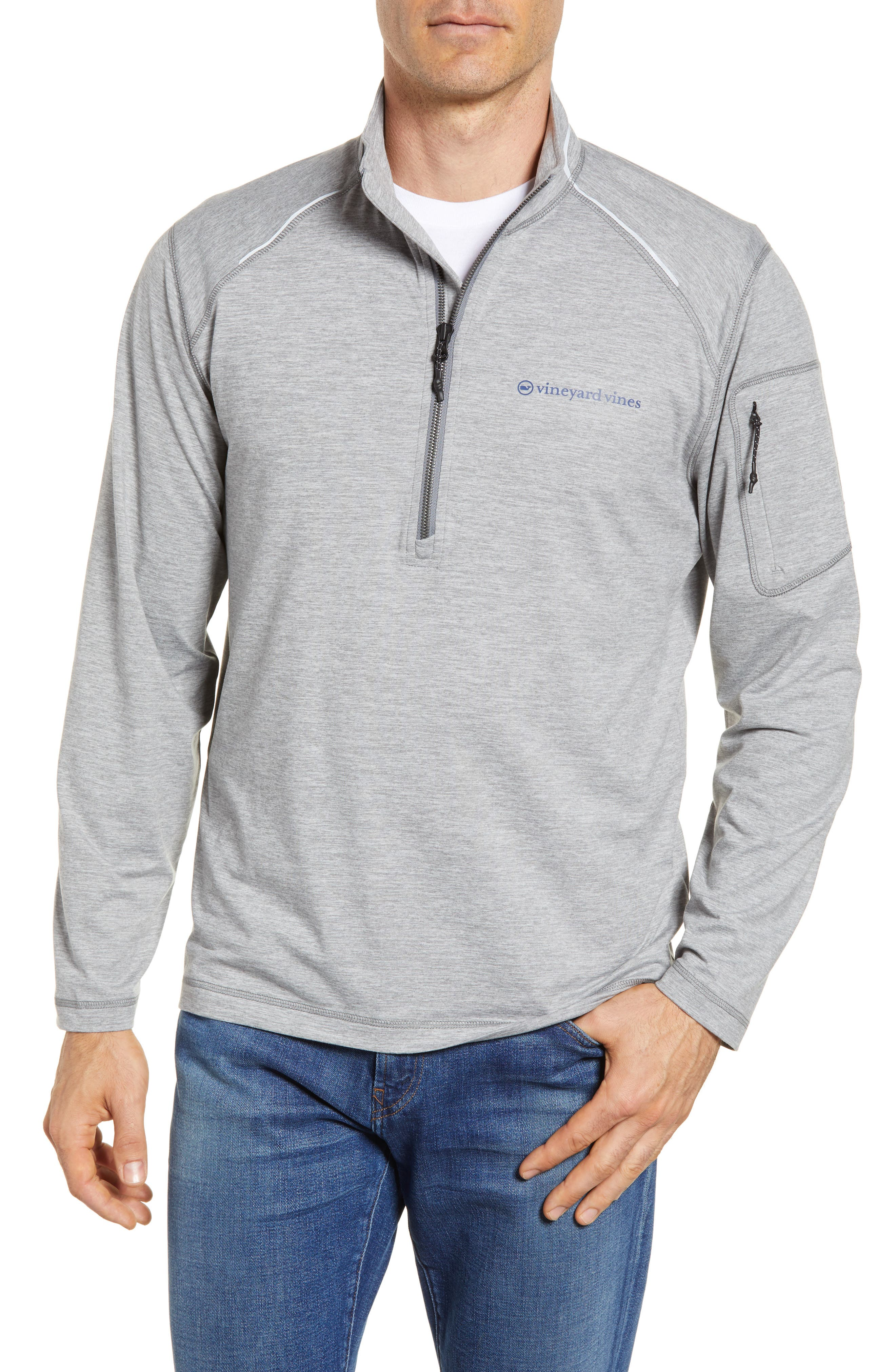 vineyard vines Performance Half Zip Pullover