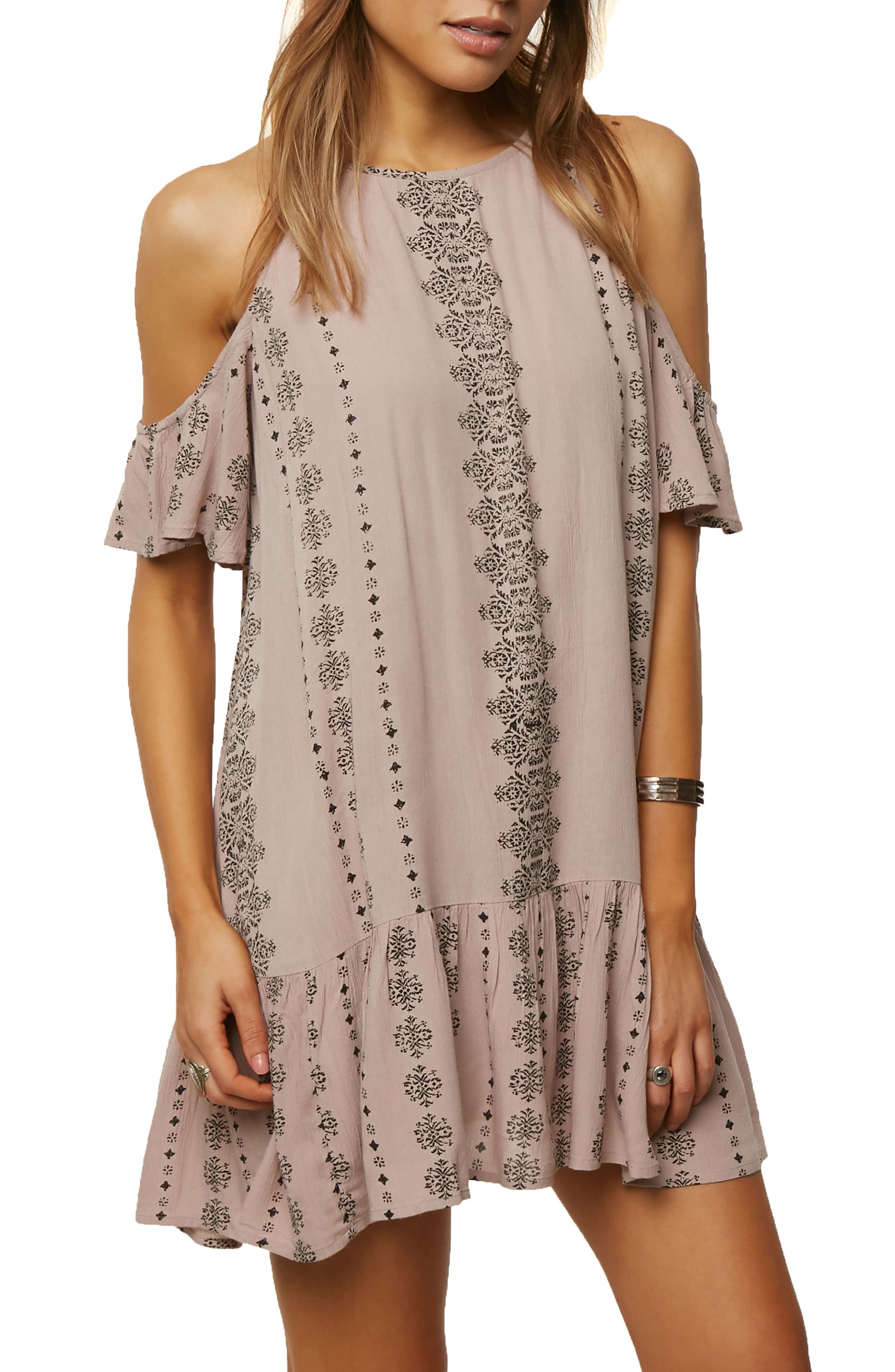 O'Neill Landon Cold Shoulder Dress