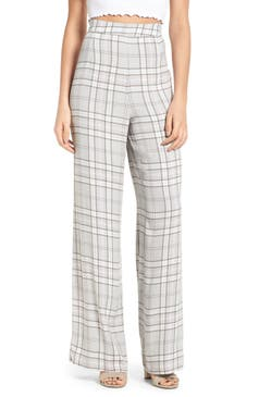 Well known women s plaid pants GJ29