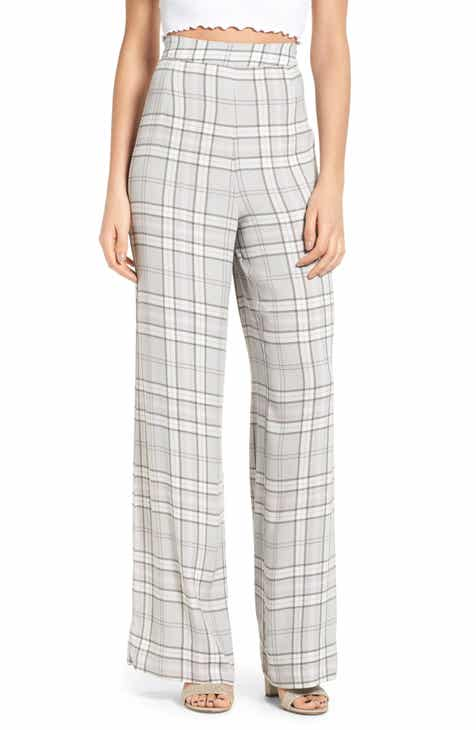 Well known women s plaid pants GJ29