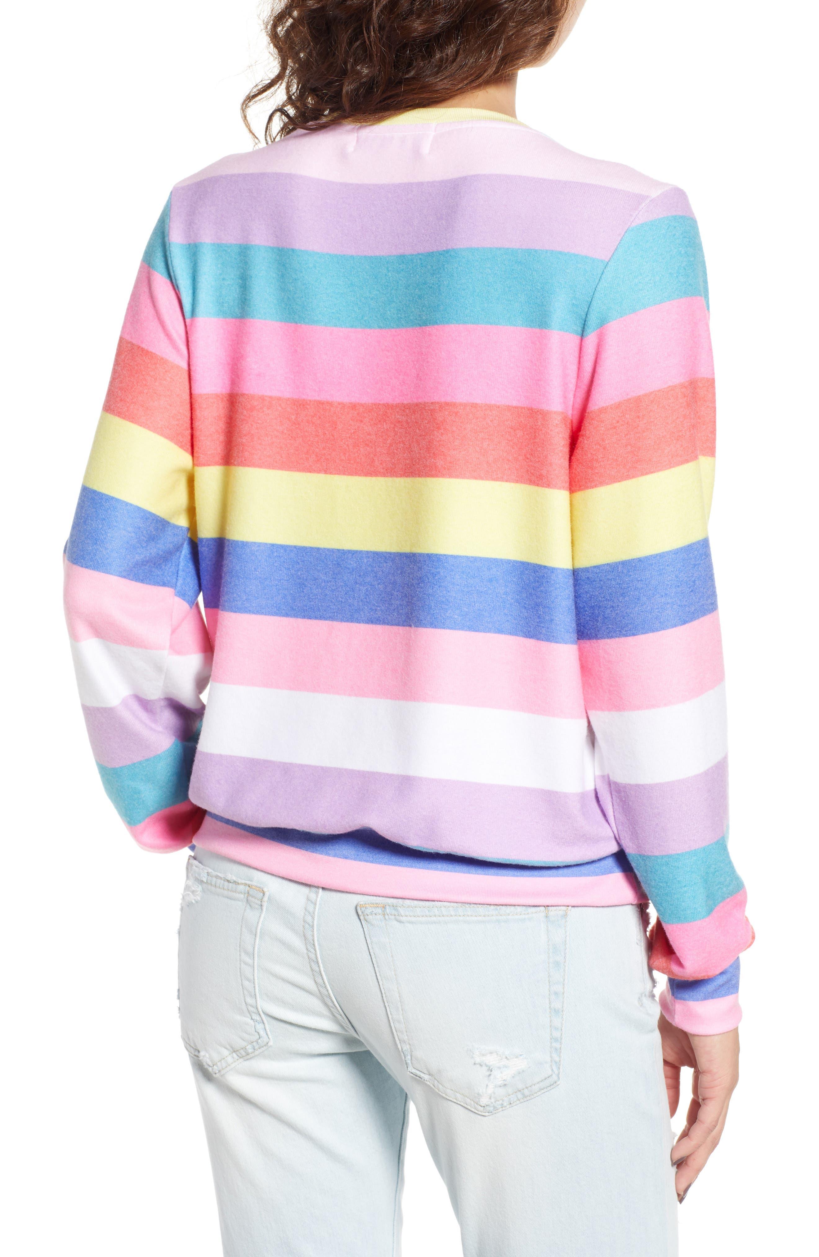 Castaway Roadtrip Sweatshirt,                             Alternate thumbnail 2, color,                             Multi Colored
