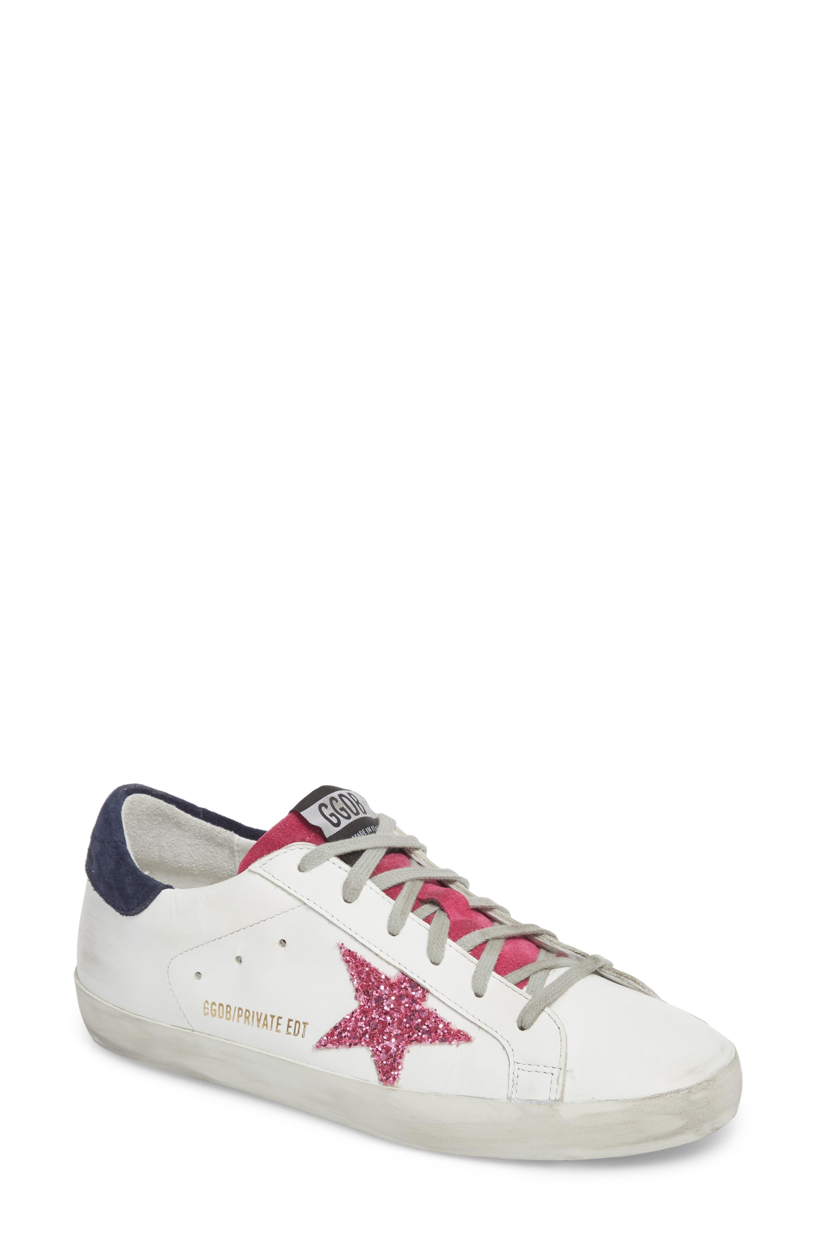 Golden Goose Superstar Low Top Sneaker (Women) (Nordstrom Exclusive)