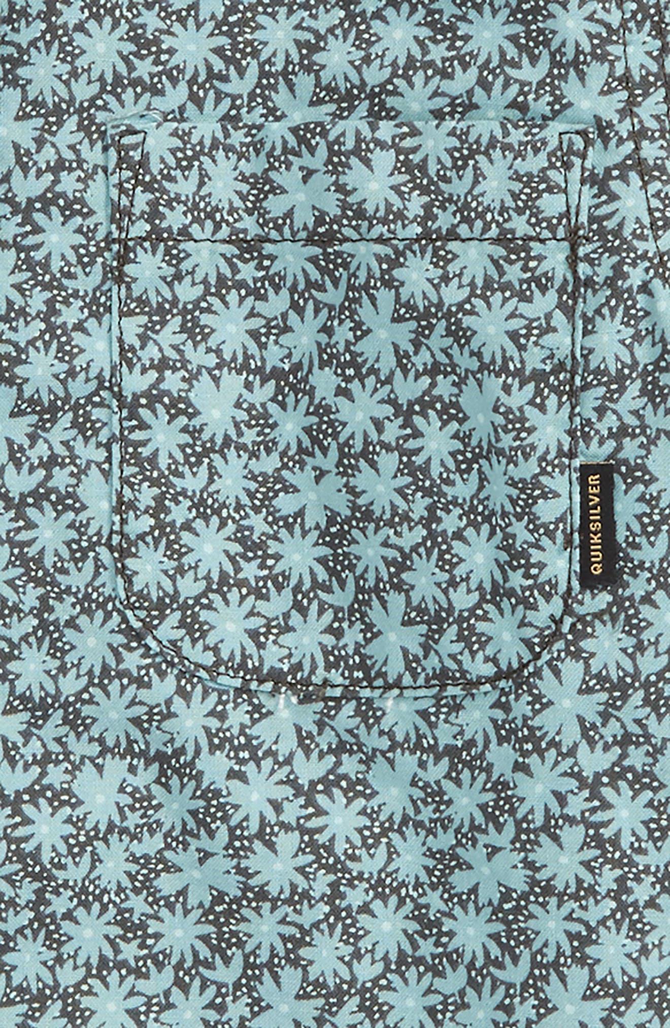 Minikani Woven Shirt,                             Alternate thumbnail 2, color,                             Tarmac