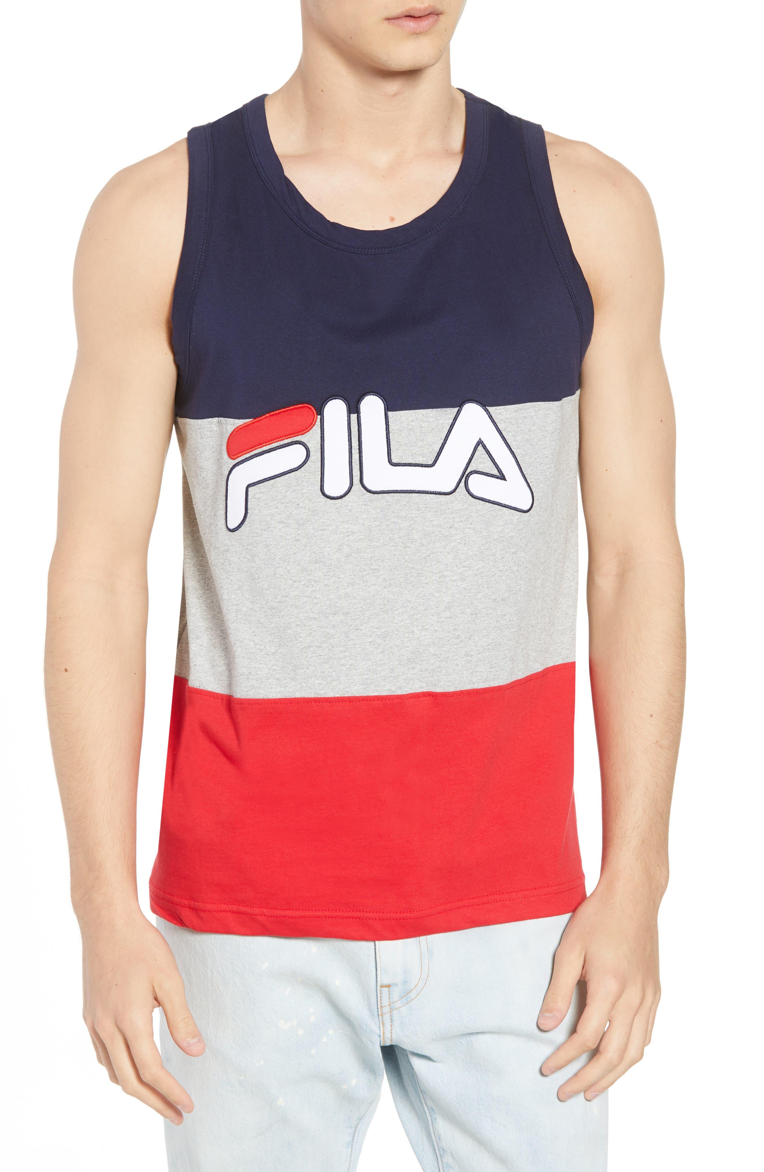 FILA Tai Logo Tank