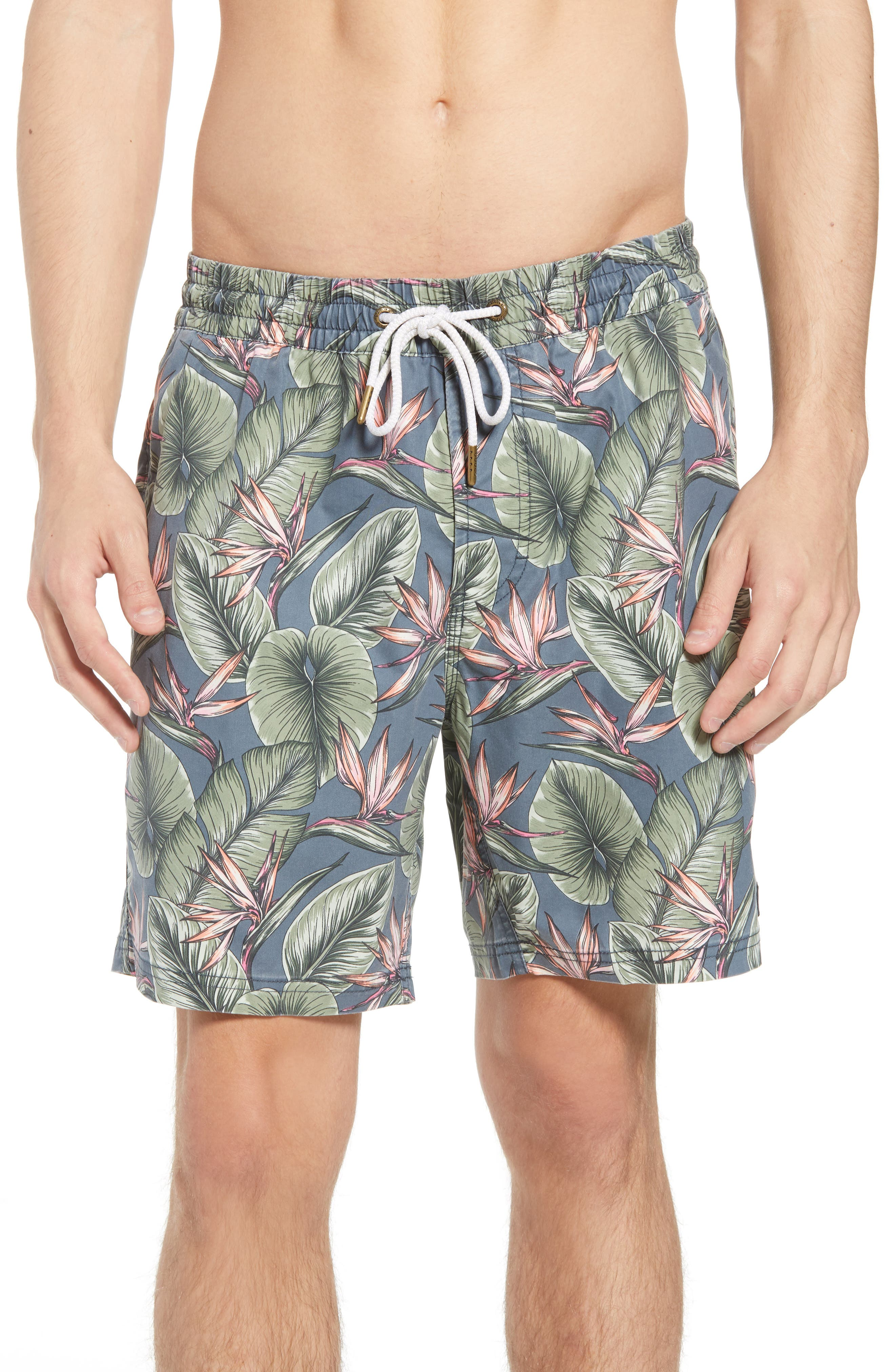 Barney Cools Amphibious Swim Trunks