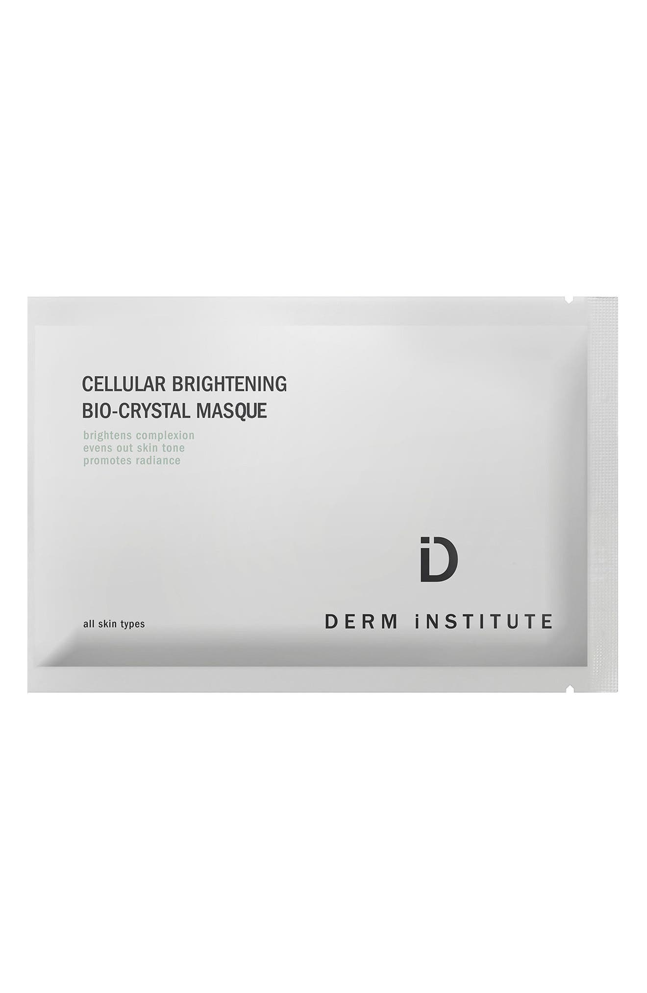 SPACE.NK.apothecary Derm Institute Cellular Brightening Bio-Crystal Masque,                         Main,                         color, No Color