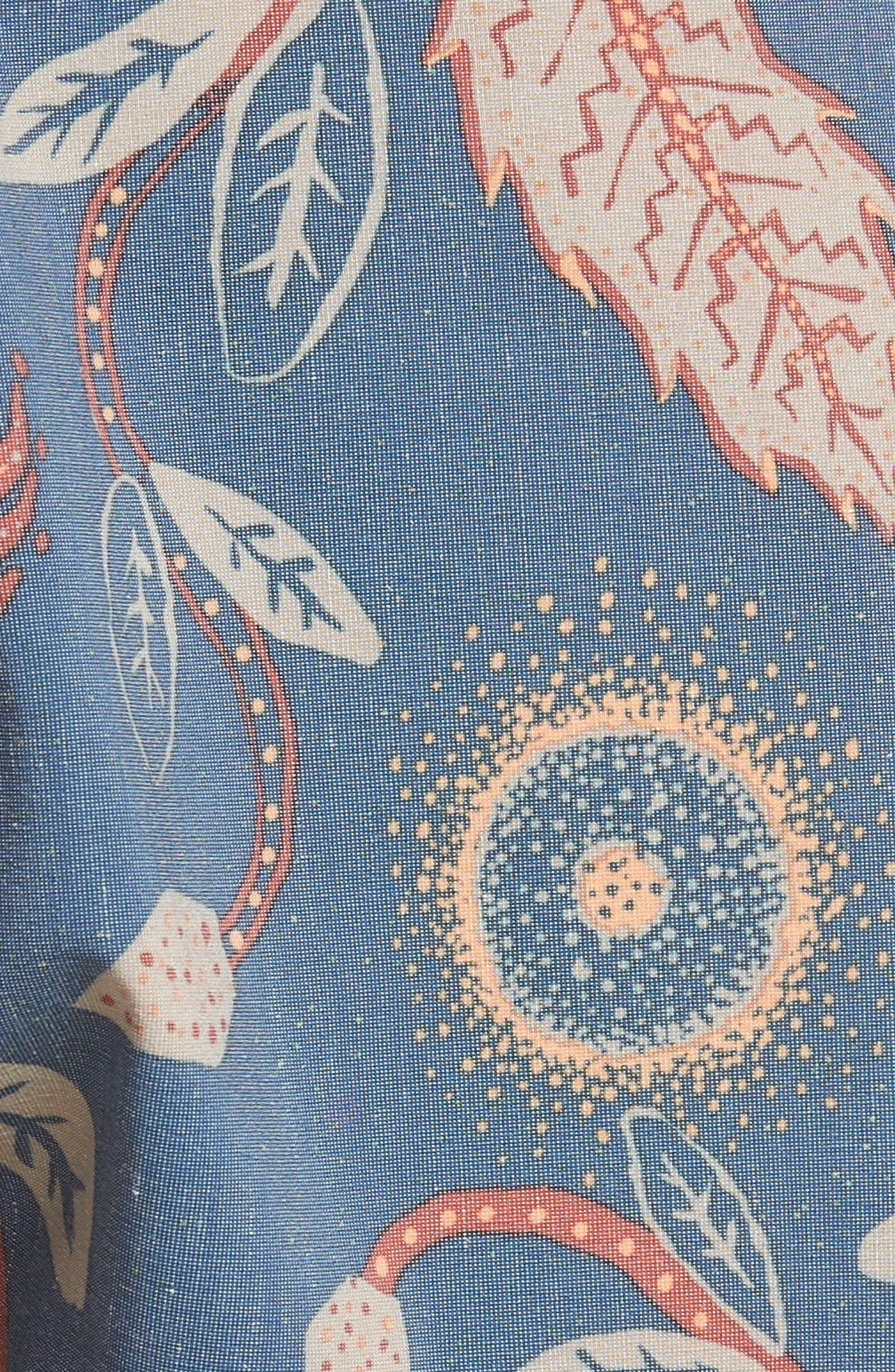 Lucid Stoney Board Shorts,                             Alternate thumbnail 5, color,                             Deep Blue