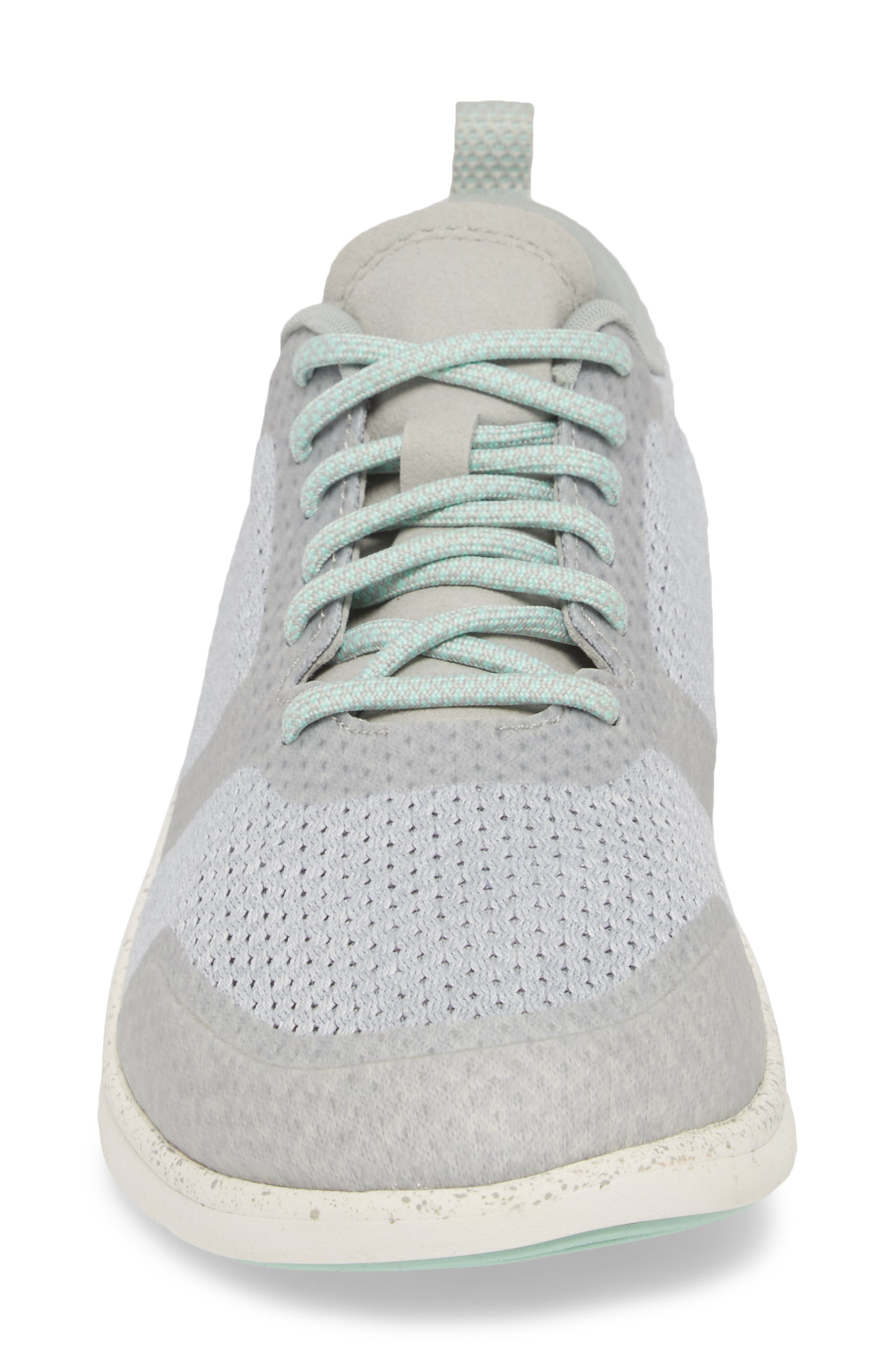 Linden Sneaker,                             Alternate thumbnail 6, color,                             High Rise/ Yucca
