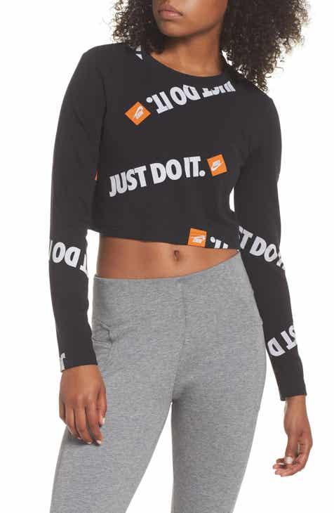 7367844169a1d Nike Sportswear JDI Long Sleeve Women s Top