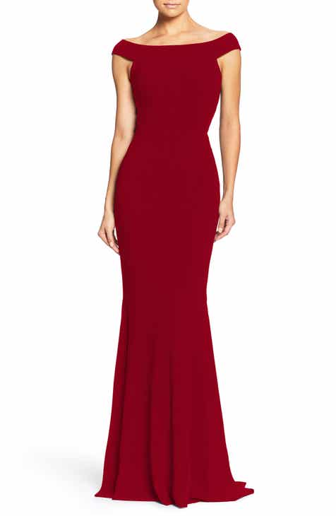 Women\'s Red Off The Shoulder Dresses | Nordstrom