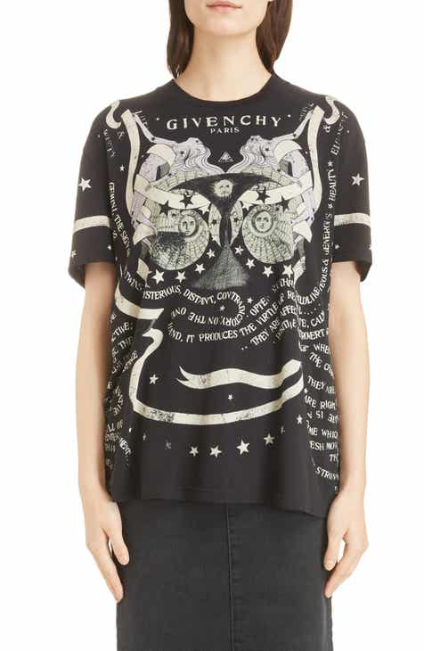 Givenchy Gemini Graphic Tee 3549af504c