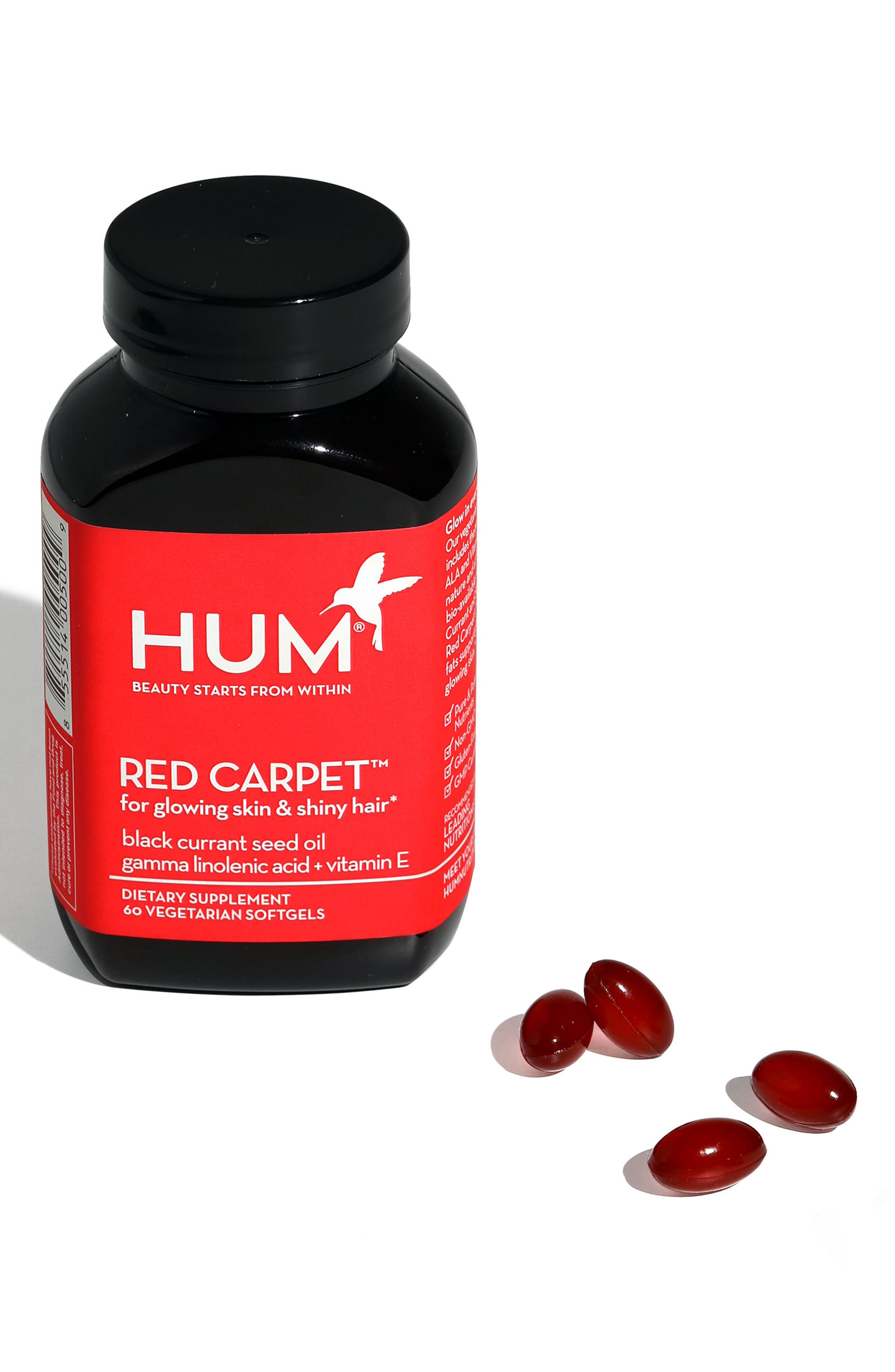 Red Carpet<sup>®</sup> Skin Hydration Supplement,                             Alternate thumbnail 6, color,                             No Color