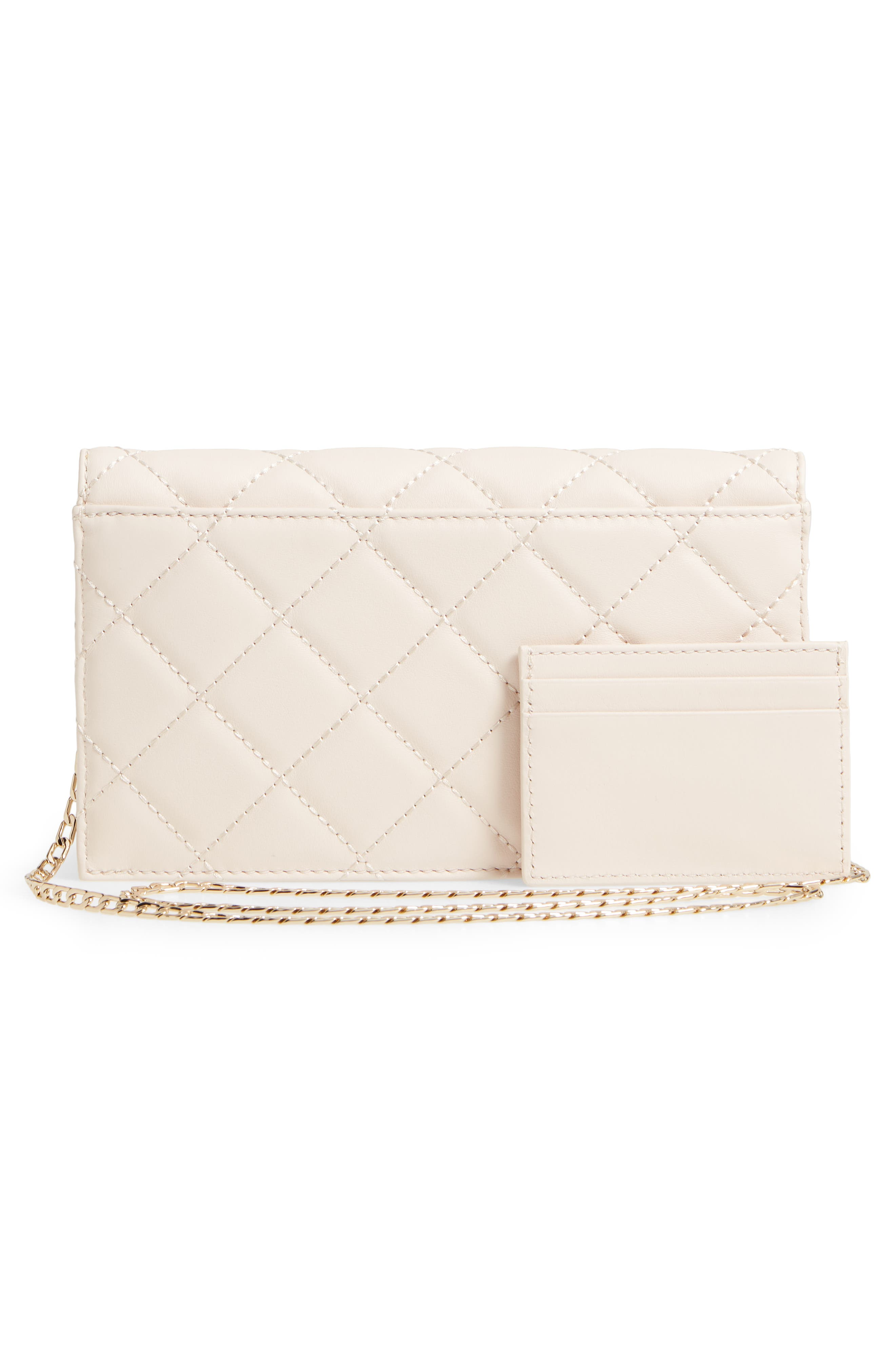 emerson place - brennan quilted leather,                             Alternate thumbnail 3, color,                             Bleach Bone