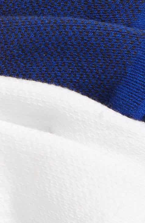 Nordstrom Mens Shop 2-Pack Performance Liner Socks (3 for $30)