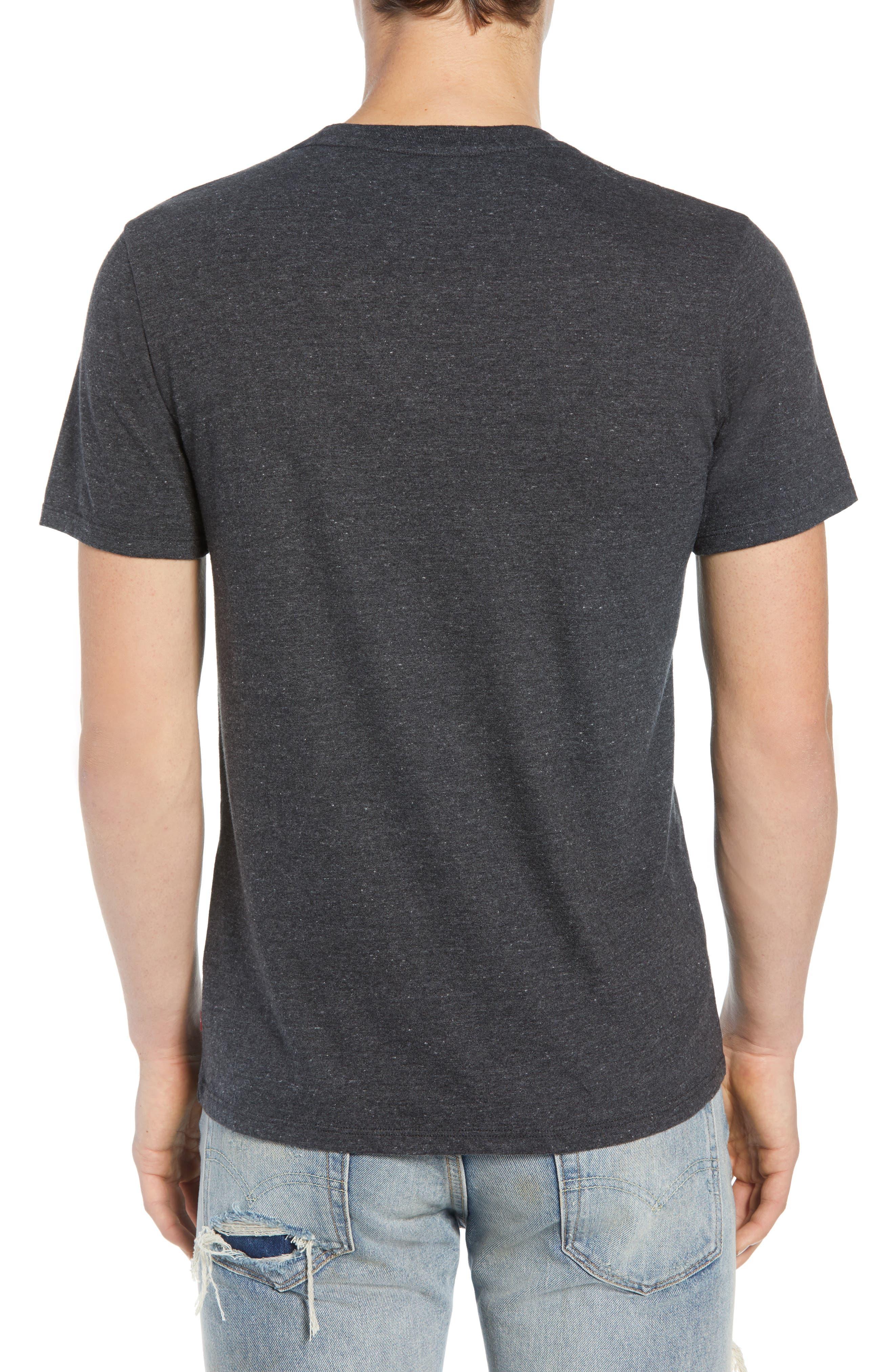 Housemark Logo T-Shirt,                             Alternate thumbnail 2, color,                             Black