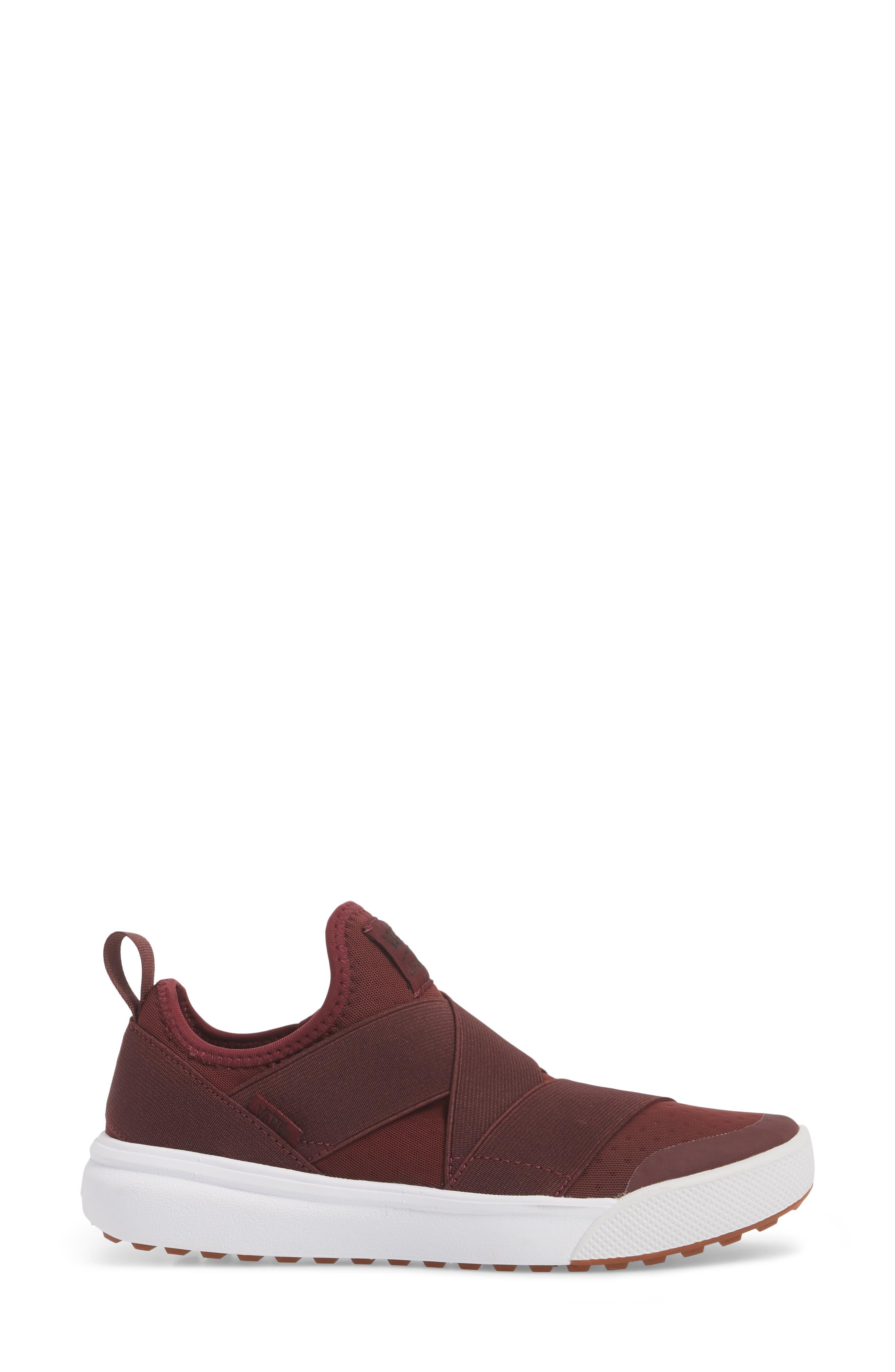 UltraRange Gore Slip-On Sneaker,                             Alternate thumbnail 4, color,                             Port Royale