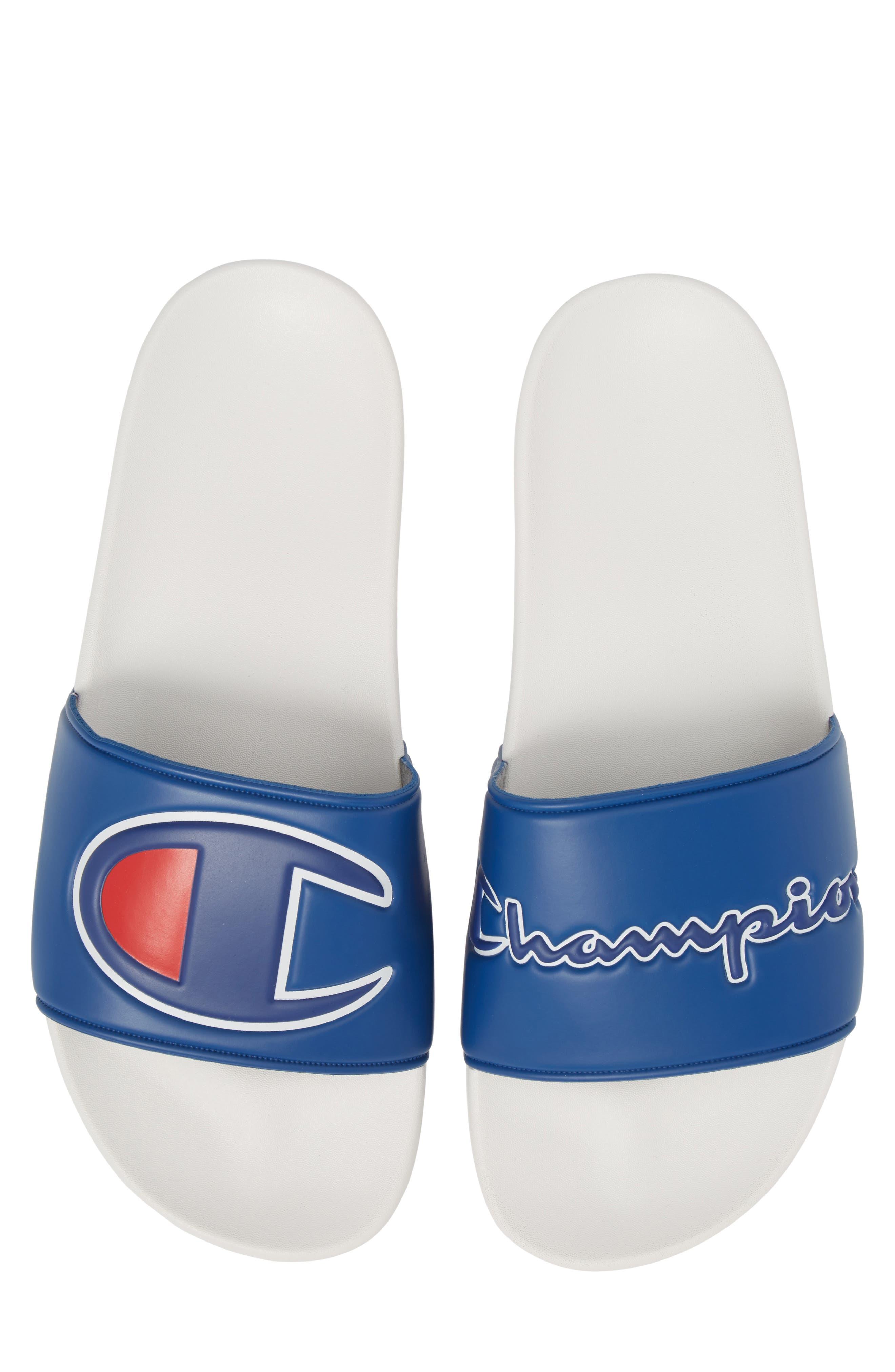 IPO Sport Slide Sandal,                         Main,                         color, Royal