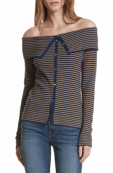 Womens Off The Shoulder Sweaters Nordstrom