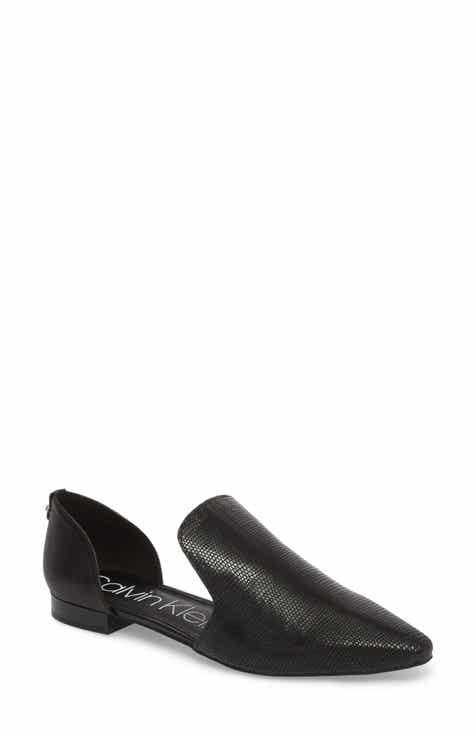 450d7fafa7c0 Calvin Klein Edona Loafer Flat (Women)