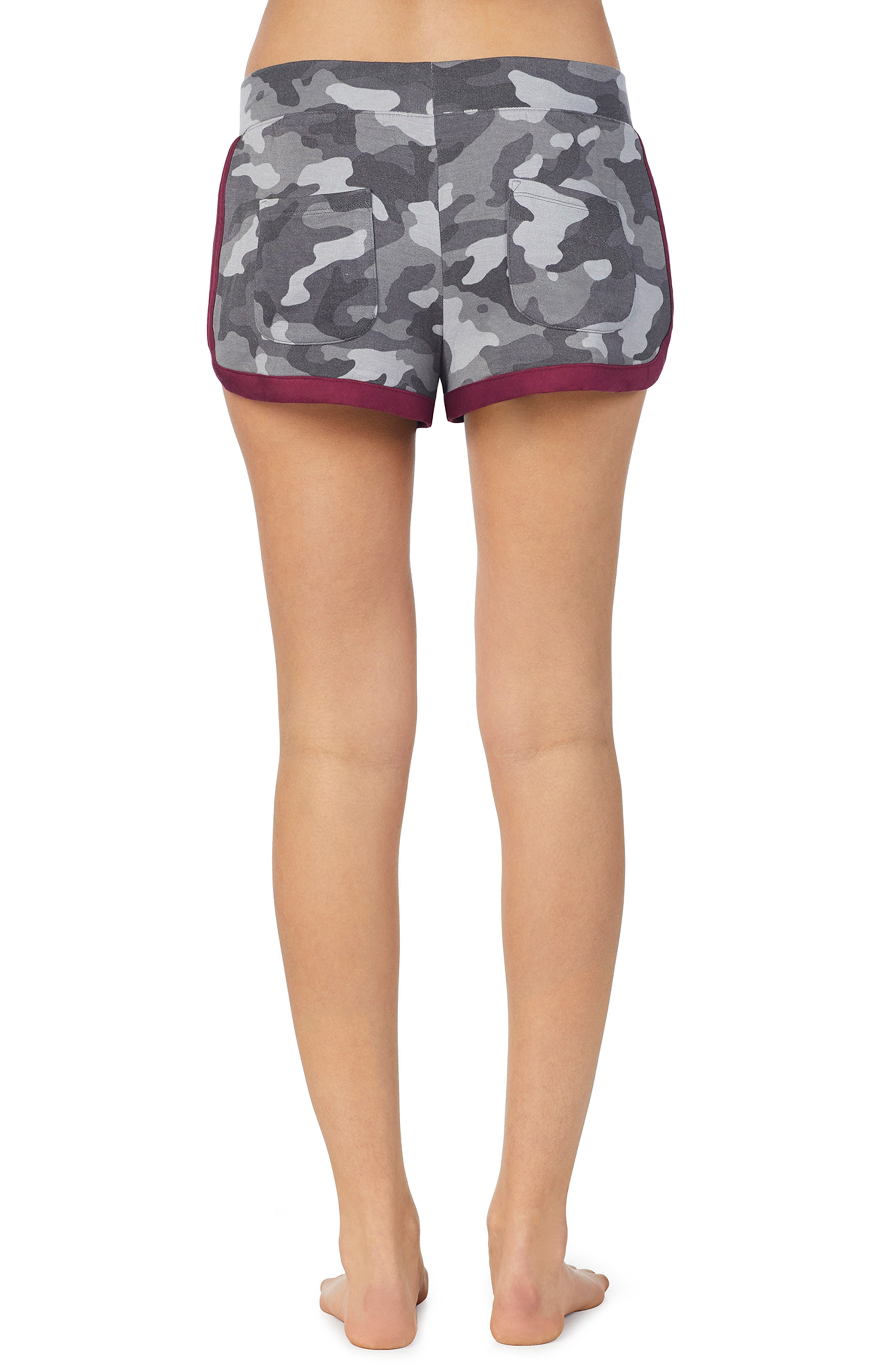 Lounge Shorts,                             Alternate thumbnail 2, color,                             Grey Prt