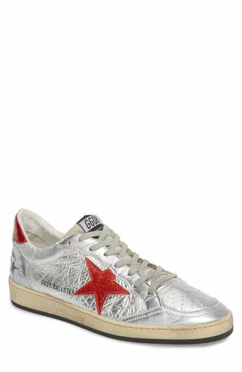 Golden Goose B-Ball Star Sneaker (Men)