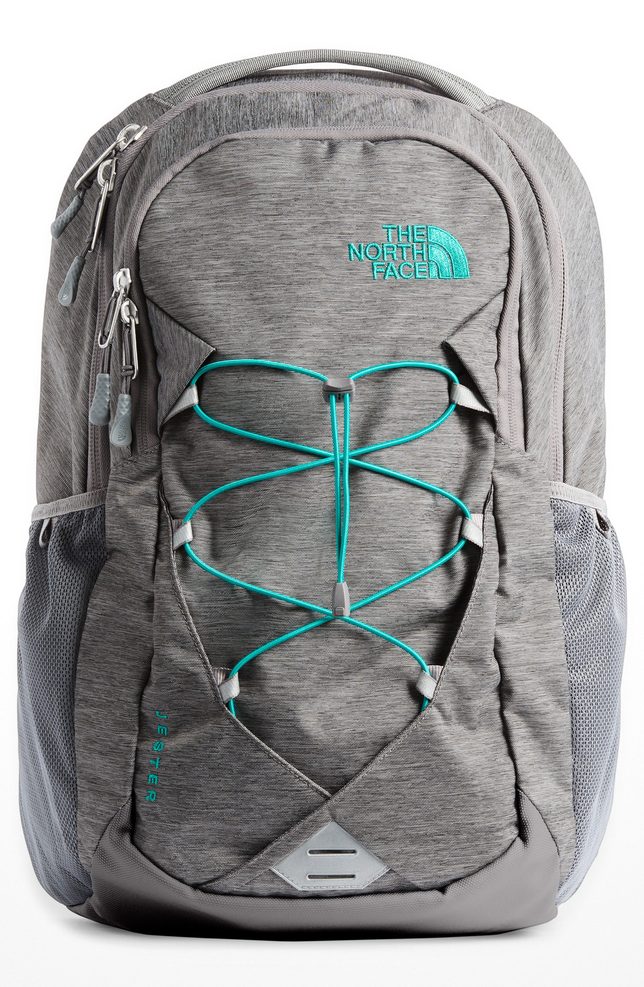 'JESTER' BACKPACK - GREY