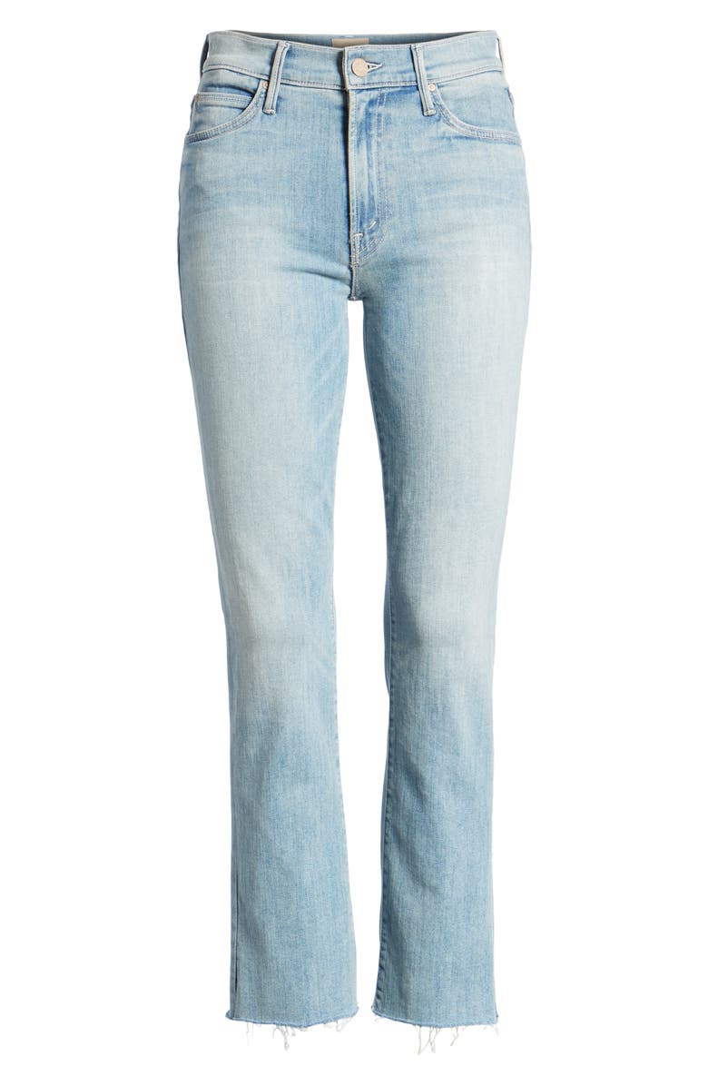 The Rascal Ankle Snippet Straight Leg Jeans