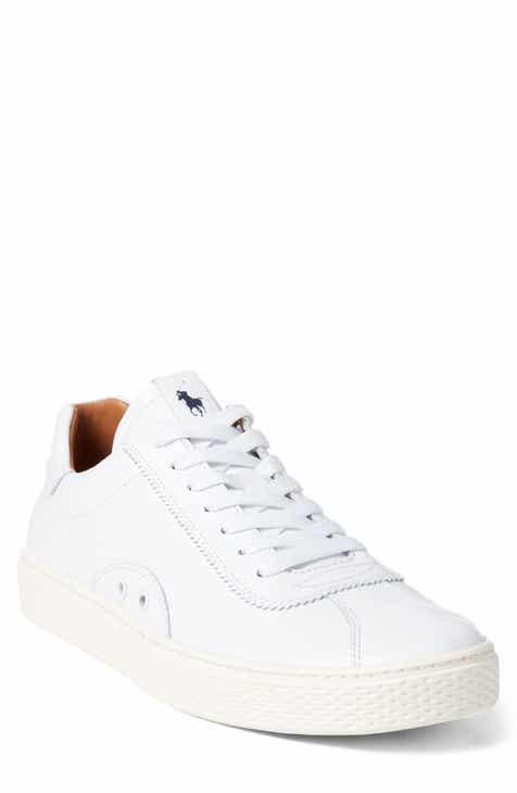 7bae4bcc06d Polo Ralph Lauren Court 100 LUX Sneaker (Men)