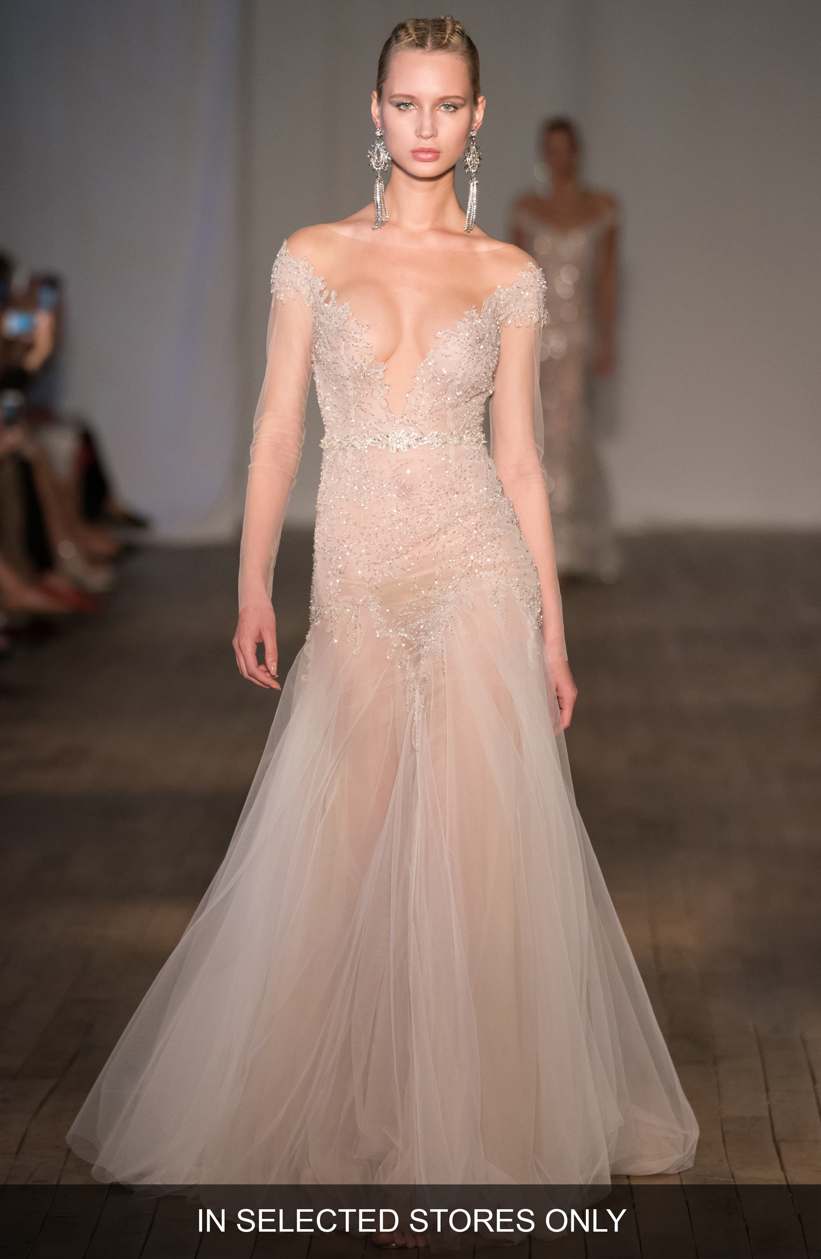 Off The Shoulder Wedding Dresses & Bridal Gowns | Nordstrom