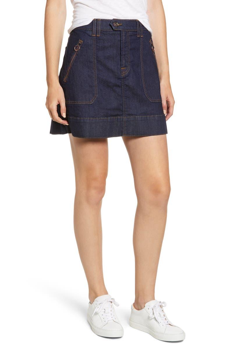 Utility Miniskirt