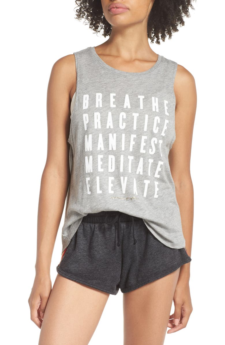 Proactive Muscle Tank Top