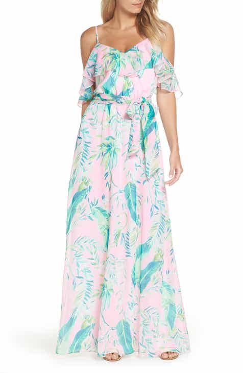 Lilly Pulitzer Za Maxi Dress