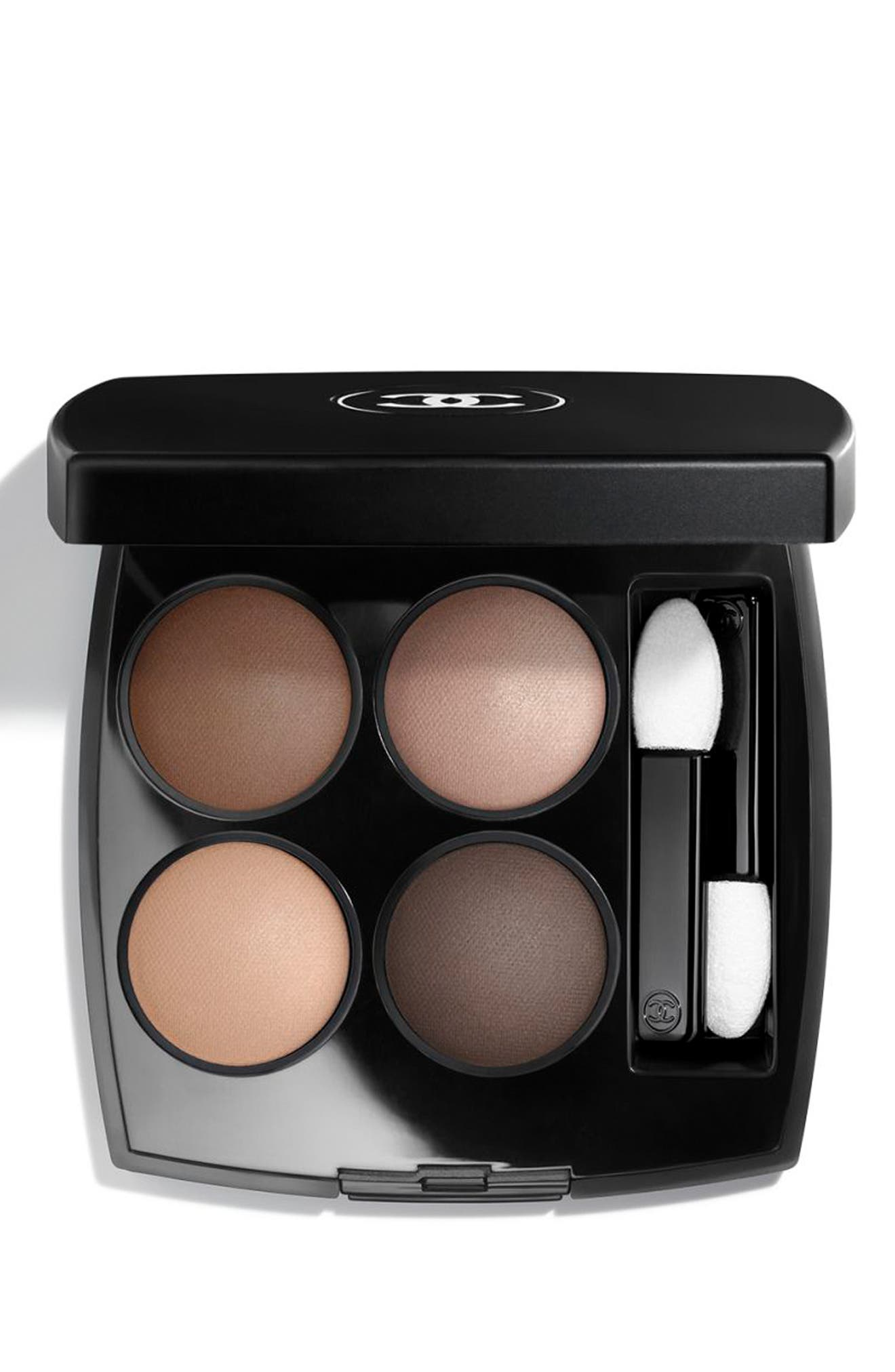 LES 4 OMBRES<br />Multi-Effect Quadra Eyeshadow,                         Main,                         color, 308 Clair-Obscur
