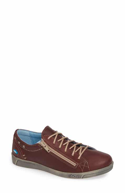 bd874344ecce CLOUD  Aika  Leather Sneaker (Women)