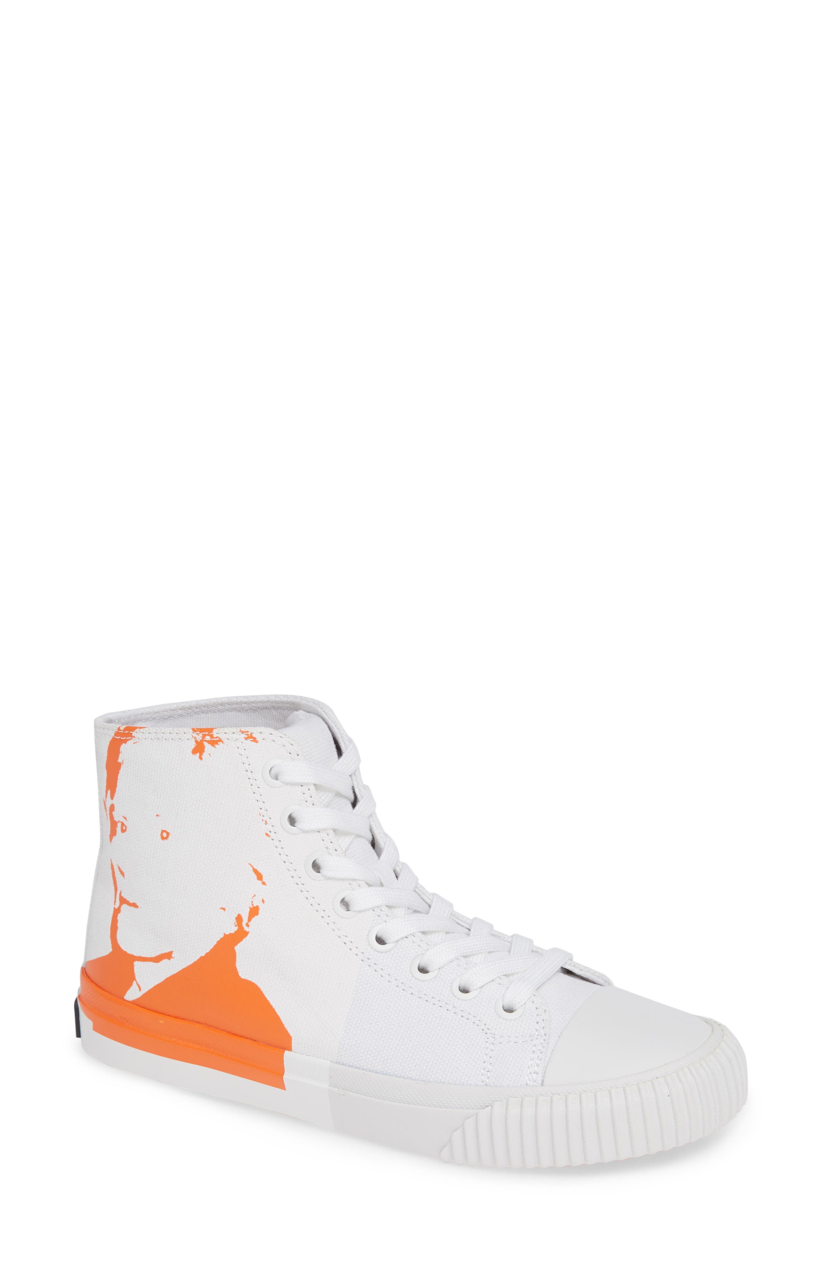 ICONICA HIGH TOP SNEAKER