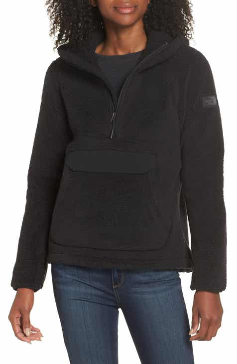 The North Face Campshire High Pile Fleece Pullover Hoodie by THE NORTH FACE