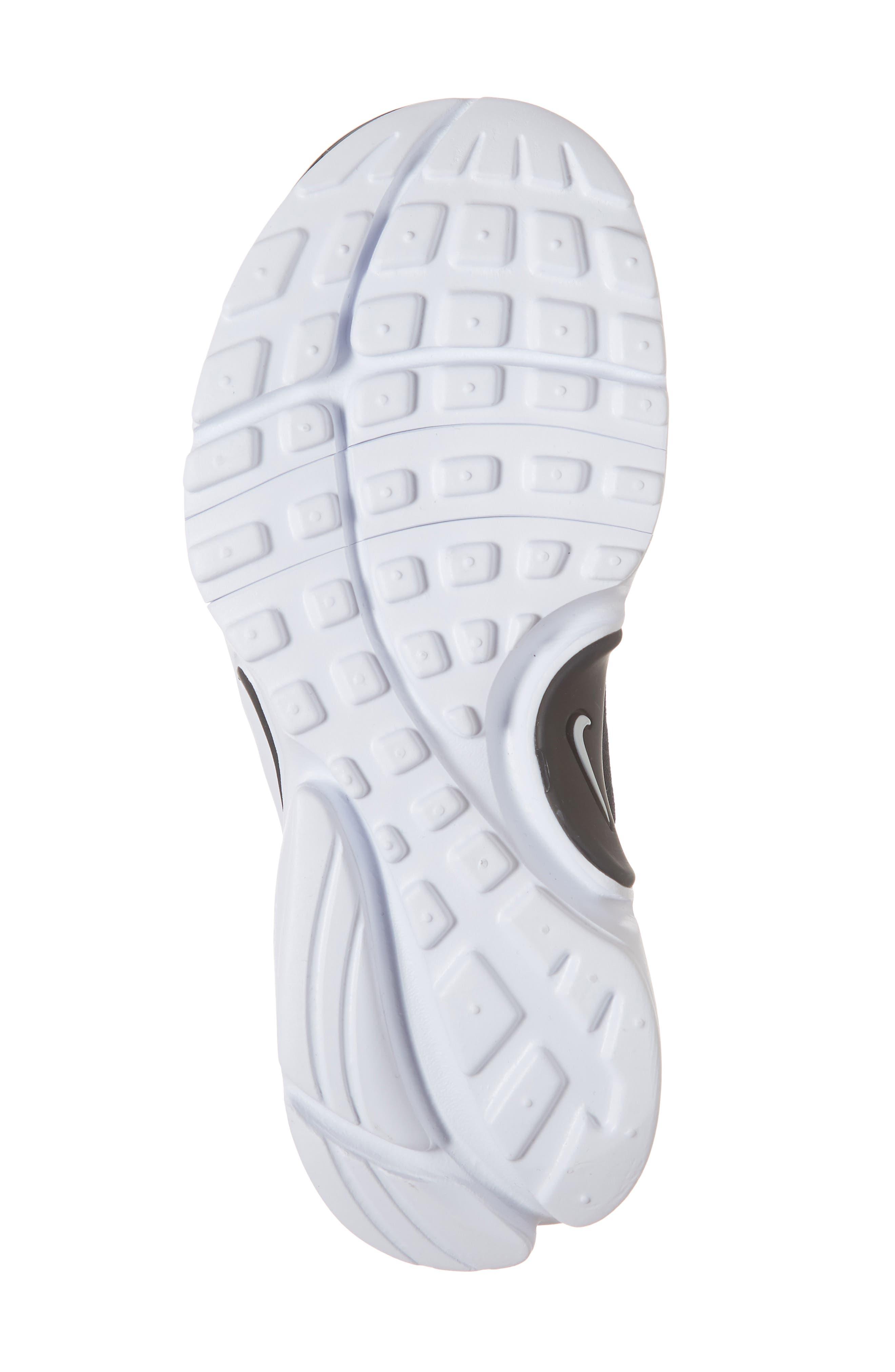 Presto Extreme Sneaker,                             Alternate thumbnail 4, color,                             Black/ Metallic Gold/ White
