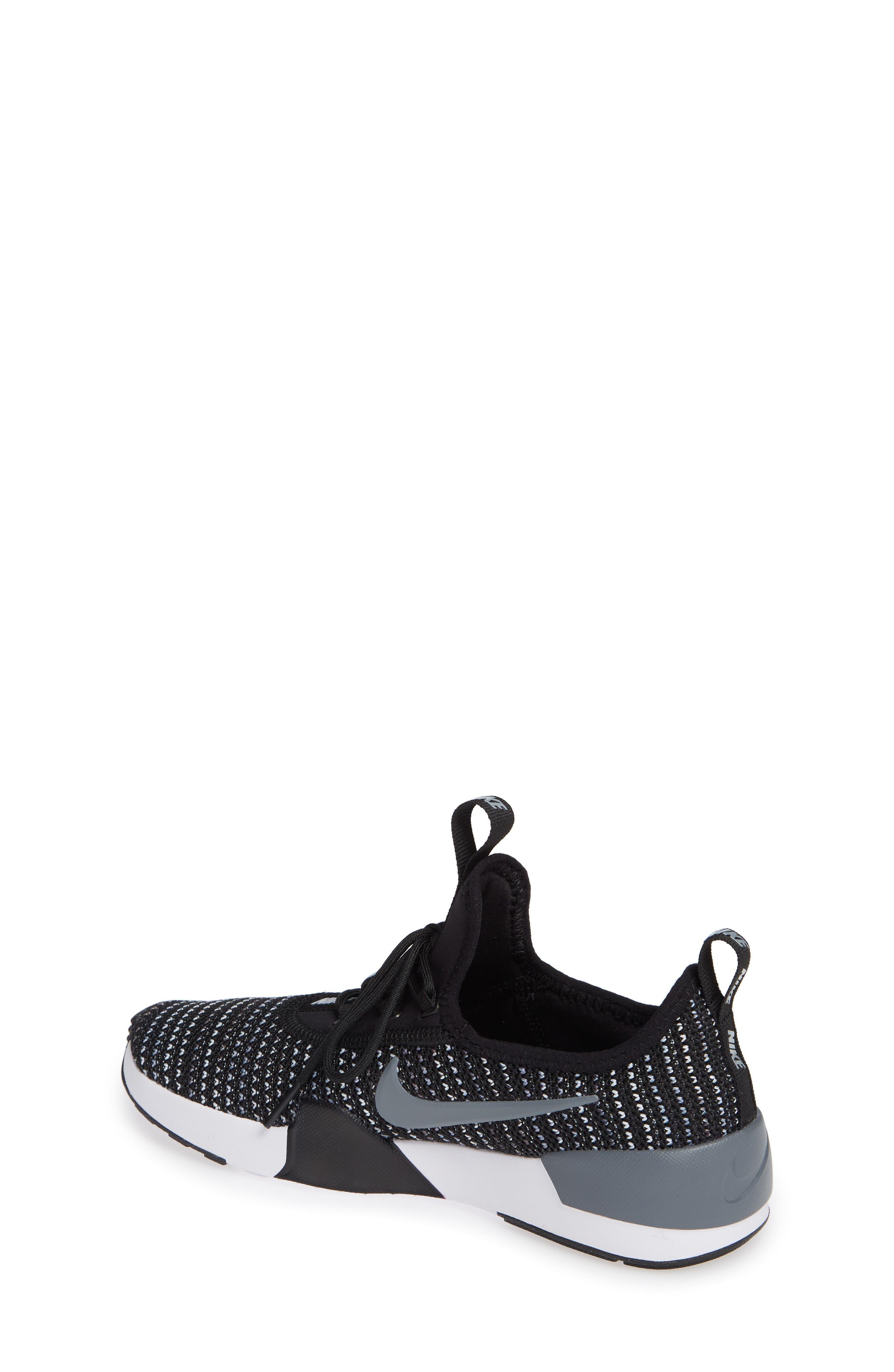 Ashin Modern Sock Knit Sneaker,                             Alternate thumbnail 2, color,                             Black/ Cool Grey/ Anthracite