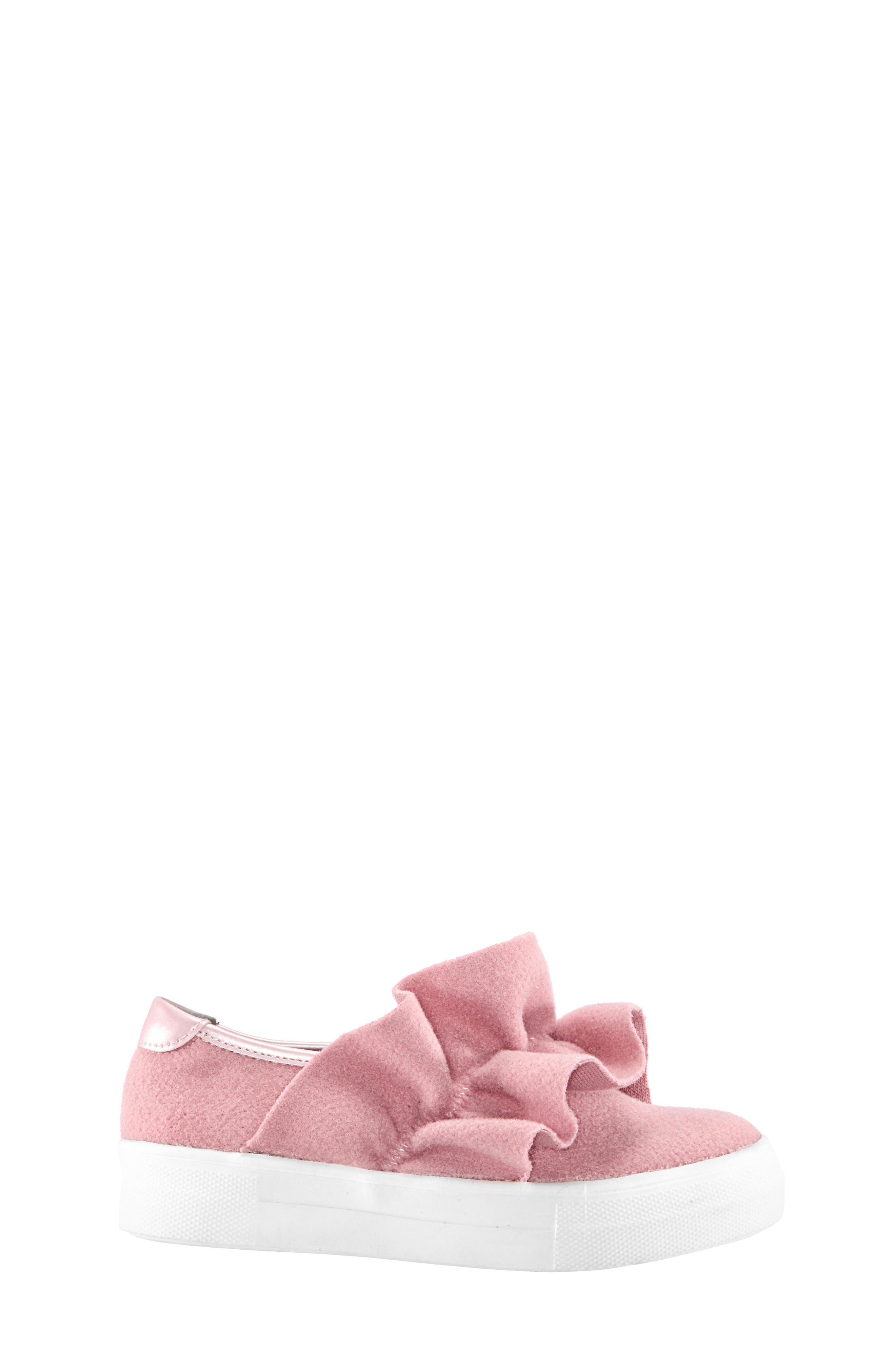 Ivani Slip-On Sneaker,                             Alternate thumbnail 3, color,                             Blush Flannel