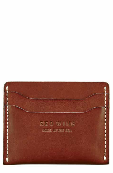 ad85ea642fd Red Wing Leather Card Case