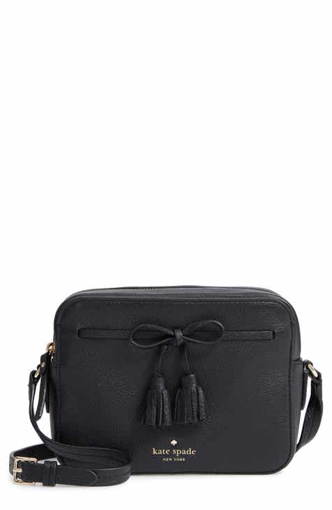 Kate Spade New York Hayes Street Arla Leather Crossbody Bag