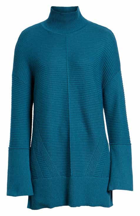 e4ba74489 Turtleneck Long Sleeve Striped Navy Blue Sweater in 2018 African