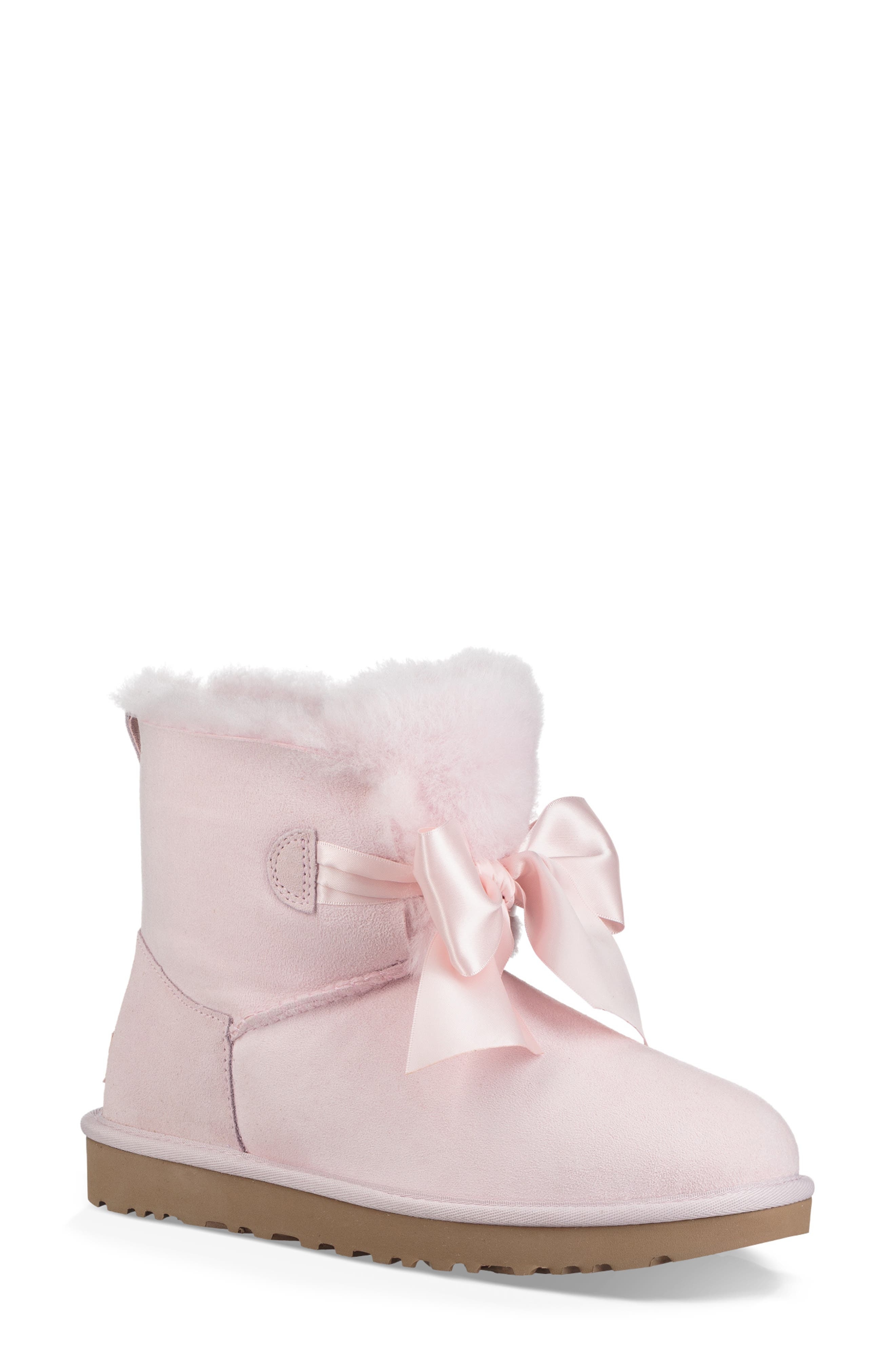 9cc6b35ff77 italy ugg pink boots women c6389 d8584