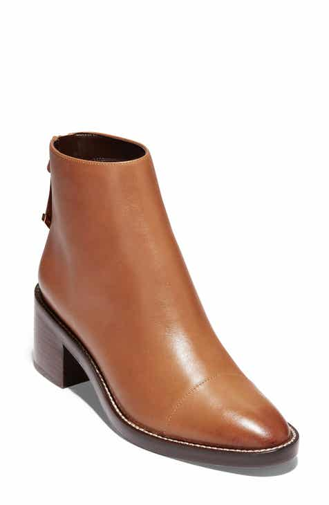 f4dd3f04c8bf4 Cole Haan Winnie Grand Waterproof Bootie (Women)