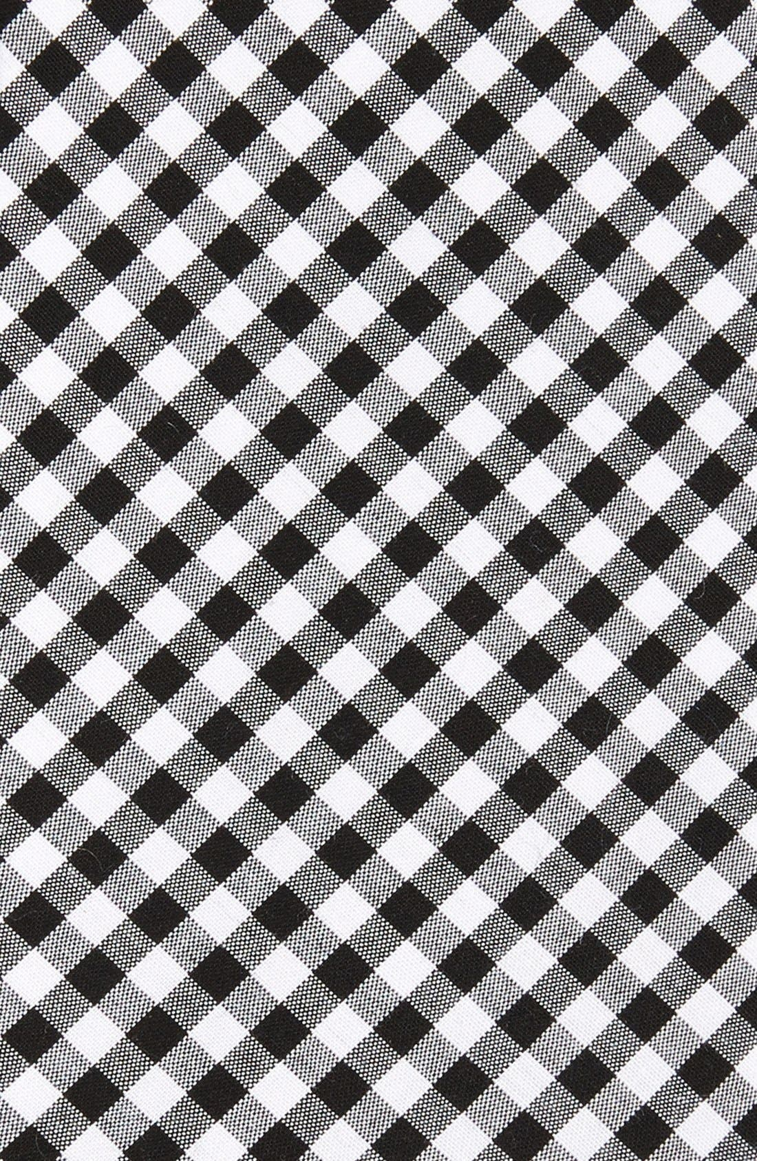 Alternate Image 2  - The Tie Bar Check Cotton Tie (Online Only)