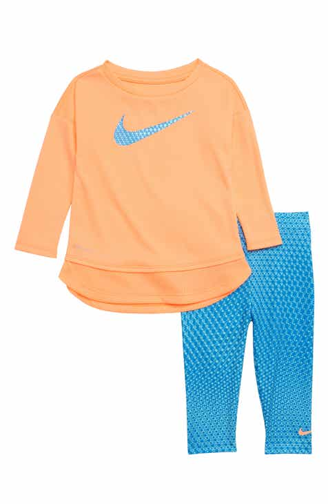 Nike Baby Girl Clothes Mesmerizing Baby Girls' Nike Clothing Dresses Bodysuits Footies Nordstrom