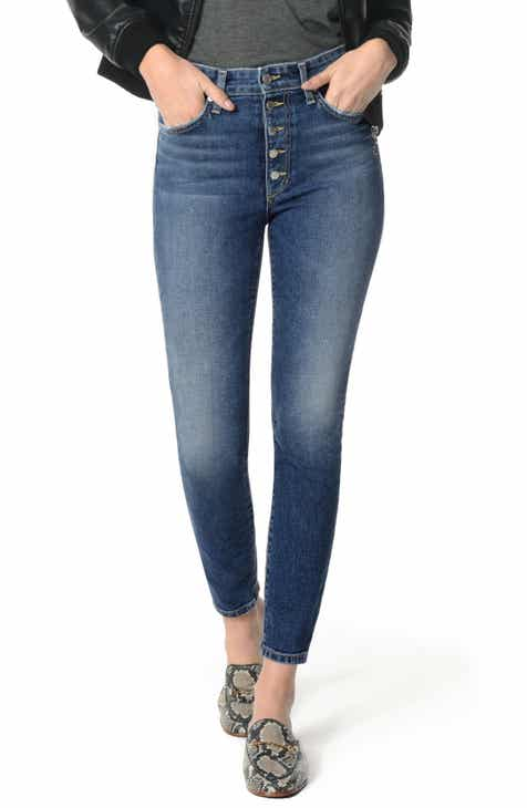 Joe's Charlie High Waist Ankle Skinny Jeans (Payton) by JOES