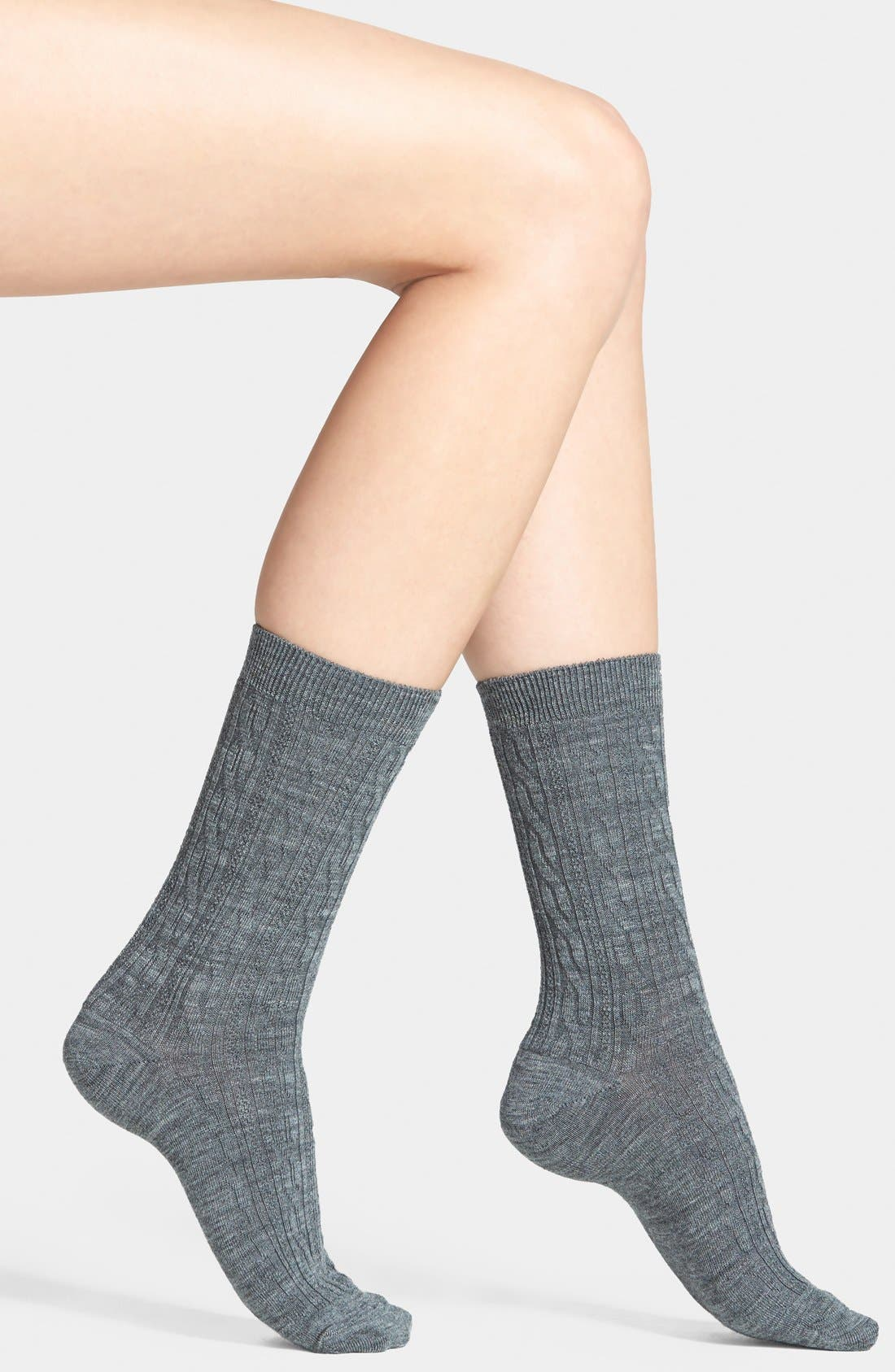 Smartwool 'Cable II' Crew Socks