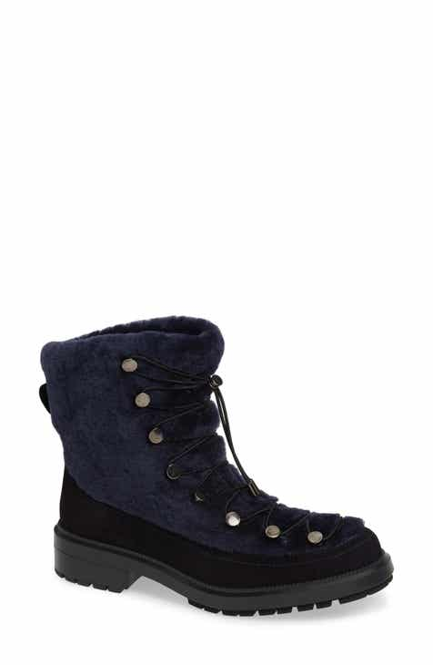 Women S Blue Booties Amp Ankle Boots Nordstrom